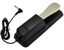PRO Yamaha Piano Digital Casio Keyboard Damper Sustain Effect Foot Pedal Z003