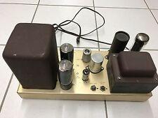 Scott 232b power amplifier VINTAGE TUBE