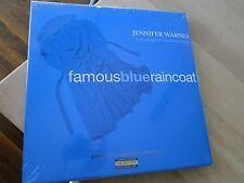 Jennifer Warnes famous blue raincoat 20th Anniversary Limited Edition Vinyl Box