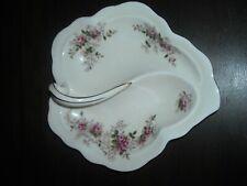 Royal Albert Lavender Rose Relish Tray pre owned