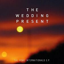 Wedding Present Home Internationals EP CD 2017