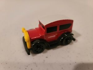 Thomas Wooden Railway Train Caroline Sir Topham's Car very good condition  ka1
