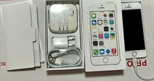 Used Apple iPhone 5s - 32GB - Silver (Network Unlocked) A1453 (CDMA + GSM)