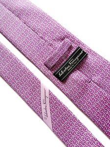 Salvatore Ferragamo  Silk Tie.  100% Silk. Authentic