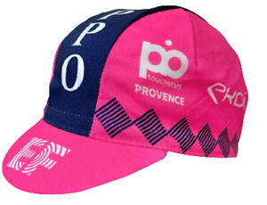 2021 Nippo EF Team Cycling Cap Made in Italy by Apis