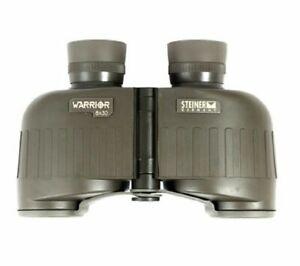 Steiner warrior 8x30 binoculars Military Marine Olive OD Rugged New