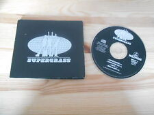 CD Punk Supergrass - Mansize Rooster (4 Song) Promo PARLOPHONE / EMI
