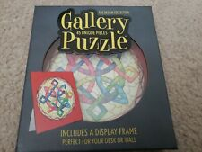 Ceaco Gallery Puzzle 45 piece with display frame The Design Collection ~ NEW