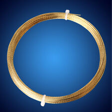 Gold 20m Car Windscreen Window Glass Cutting out Braided Removal Wire Steel