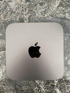 Apple Mac Mini A1993 MRTR2LL/A Core i5-8500B 8GB 256GB SSD 2018 AS-IS