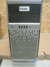 HP ProLiant ML310e gen8 1x Xeon E3-1230v2  4x3.3GHz 16GB DDR3 PSU 350watt