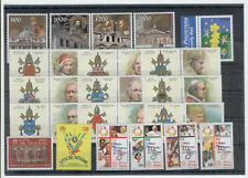 (FY00) Vatican 2000 Yearset MNH ** FREE POSTAGE ** P
