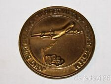 U.S. Air Force Army Joint STARS Radar System Northrop Grumman Challenge Coin