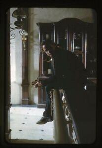 Marlon Brando relaxes on set One Eyed Jacks rare Original 35mm Transparency