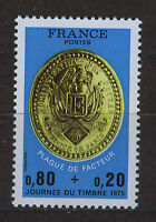 FRANCIA/FRANCE 1975 MNH SC.B488 Stamp Day