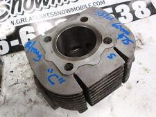 "Yamaha 340 337cc ""C"" F/C Twin Snowmobile Engine 60mm Bore R/Mag Cylinder"