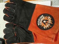 "2 Pair of Harley Davidson ""Ride Free"" Welding Gloves, XL"