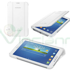 Custodia case originale Samsung per Galaxy Tab 3 7'' P3200 Book Cover BIANCO