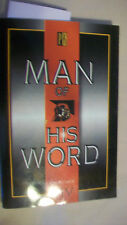 MAN OF HIS WORD, THE NEW TESTAMENT from THE INTERNATIONAL BIBLE SOCIETY