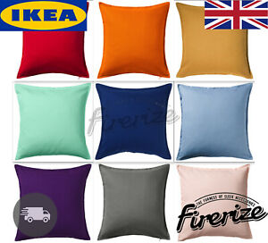 IKEA GURLI Cushion Cover 50cm x 50cm 100% Cotton New UK FREE Fast Delivery √