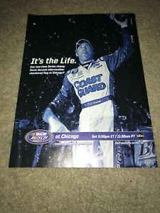 Vintage 2007 KEVIN HARVICK NASCAR BUSCH SERIES AT CHICAGO ABC Poster Print Ad