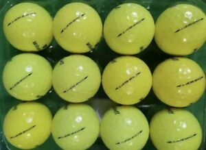 40 Yellow Wilson Staff Duo Dx2 And Dx2 Soft Mint And Pearl Grade Golf Balls