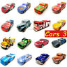 Disney Pixar Cars 3 Racers Lightning McQueen Mater 1:55 Diecast Toy Vehicles New
