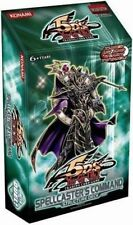 YuGiOh 5D's Spellcaster's Command English Structure Deck [Toy].