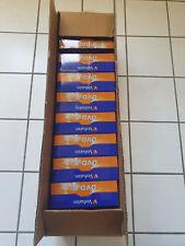100 x Verbatim Rohlinge DVD-R 4.7GB 16x 120 Min Slim Case (10x10 Stück)