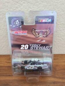2008 #20 Tony Stewart Smoke Fantasy COT Hood Open 1/64 Action NASCAR Diecast