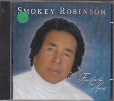 SMOKEY ROBINSON - food for the spirit CD