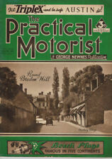 Practical Motorist Cars, Pre-1960 Magazines in English