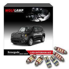 14Pcs White Bulbs Canbus Kit LED Interior Car Light For 2015 -2018 Jeep Renegade