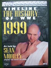 Timeline The History Of WWE 1999 Val Venis Sean Morley DVD Kayfabe Commentaries