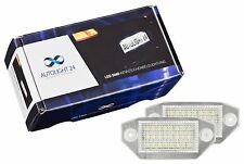 Premium LED Kennzeichenbeleuchtung Ford Mondeo MK3 III 708