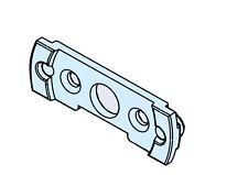 Mini-Lasche-R C-Plug inkl.Schrauben für Becker Rohrantriebe R7/17 – R50/11