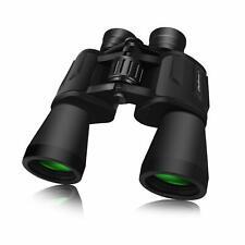 10x50 Full-size Binoculars Outdoor Camping Hunting Telescope Bird Watching Strap