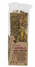 Rosewood Naturals Rabbit Guinea Pig Degu Treat Sunflower & Chamomile Sticks 140g