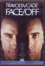Brand New DVD Face/Off John Travolta Nicolas Cage John Woo Widescreen