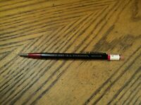 Vintage Autopoint Mechanical Pencil Advertising   Hoxie State Agency  Insurance