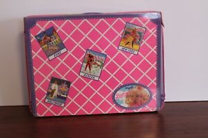1990s Barbie Carrying Case