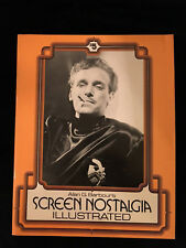 Alan Barbour Screen Nostalgia Illustrated-Poster Potpourri 1976