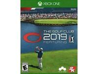 The Golf Club 2019 Featuring PGA Tour (Xbox One, 2018)