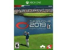 GOLF CLUB 2019 FEATURING PGA TOUR XBOX ONE NEW! FORE! TIGER WOODS FUN! FEDEX CUP