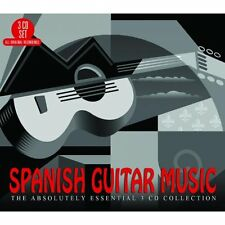 Spanish Guitar Music The Absolutely Essential 3CD Collection