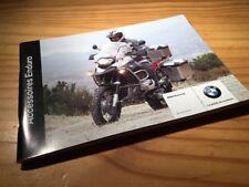 BMW gamme accessoires enduro R 1150 1200 GS F650 HP2  prospectus moto prospekt