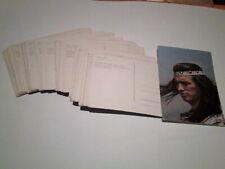 64 Postkarten - Serie R  Winnetou 2. Teil - Winnetou 1960er  Rialto / Constantin