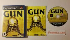 GUN ps2 PAL ita ITALIANO activision PlayStation 2 (stile red dead revolver)