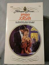 Penny Jordan Substitute Lover B2G1