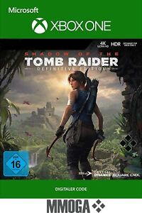 Shadow of the Tomb Raider - Definitive Edition - Xbox One Spiel Download Code